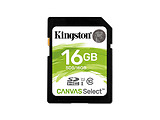 SDHC Kingston 16GB / SDS/16GB