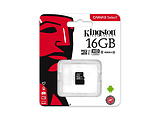 microSDHC Kingston 16GB / SDCS/16GBSP