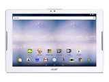"Tablet Acer  Iconia Tab 10 B3-A32+LTE / 10.1"" IPS HD 1280x800 / MT8735 Quad-Core 1.3GHz /  2GB RAM / 16GB / GPS /  6100mAh / Black / White"