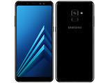 "GSM Samsung Galaxy A8 2018 / A530F / 5.6"" 1080x2220 Super AMOLED / Exynos 7885 / 4GB RAM / Mali G71 / 3000mAh / Android 8.0 / Gold / Black"