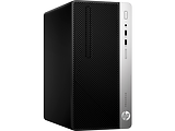 HP ProDesk 400 G4 MT / i3-7100 CPU / 4GB DDR4 RAM / 1.0TB HDD / DVDRW / Intel HD 630 Graphics / FreeDOS / 1KP05EA#ACB / Black