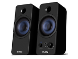 Speakers Sven 431 / 2.0 / 6W RMS / Bluetooth / Black