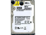 "HDD Western Digital WD3200BVVT / 320GB / 2.5"" / SATA2 / 8MB / 5400rpm / 9.5mm"