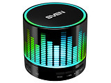 Speakers Sven PS-47 / 3W / Bluetooth / Mic / microSD / FM / AUX / 300mA / Black