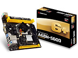 MB + CPU Biostar A68N-5600 / AMD A10-4655 / 2xDDR3-1600 / AMD Radeon HD7620G Graphics / mini-ITX