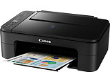 MFD Canon Pixma E3140 / A4 / Colour Printer / Scanner / Copier / Wi-Fi / Black