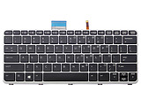 Keyboard for HP EliteBook Folio 1020 G1, G2 / 752962-001