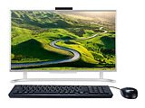 "AIO Acer Aspire C22-720 / 21.5"" FullHD / QC J3710 / 4GB DDR4 / 1.0TB HDD / Intel HD Graphics / DQ.B7CME.007 / Silver"