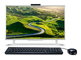 "AIO Acer Aspire C22-720 / 21.5"" FullHD / QC J3060 / 4GB DDR4 / 500GB HDD / Intel HD Graphics / Linux\DOS / Windows"