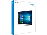 Microsoft  Windows 10 Home GGK / 32Bit / DVD / Russian / Romanian / English