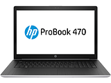 "Laptop HP ProBook 470 / 17.3"" FullHD  / i7-8550U / 8GB DDR4 / 256GB SSD / GeForce 930MX 2GB Graphics / Windows 10 Professional / 2SX91EA#ACB / Silver"