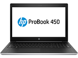 "Laptop HP ProBook 450 / 15.6"" HD / i5-8250U / 4GB DDR4 / 500GB HDD / Intel UHD Graphics 620 / FreeDOS / 2RS20EA#ACB / Silver"