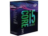 CPU Intel i5-8600 / S1151 / 14nm / 9MB Cache / Six Cores / Coffee Lake / 95W / Intel UHD Graphics / Box