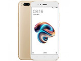 "GSM Xiaomi A1 / 4GB + 32Gb /  DualSIM / 5.5"" 1080x1920 IPS 403 ppi / Snapdragon 625 / 12MP + 5MP / 3080mAh / Gold / Black"