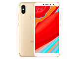 "GSM Xiaomi Redmi S2 / 5.99"" 720x1440 IPS / 3Gb / 32Gb / Android 8.1 / Grey / Gold"