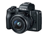 KIT Canon EOS M50 + EF-M 15-45 STM / White / Black