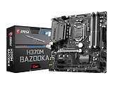 MB MSI H370M BAZOOKA / Socket 1151 / Intel H370 / mATX