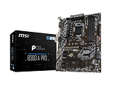 MB MSI B360-A PRO / Socket 1151 / Intel B360 / ATX