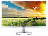 "Monitor Acer H277HSMIDX / 27.0"" IPS LED FullHD / Borderless / 4ms / 100M:1 / 300cd / UM.HH7EE.001 / Silver"