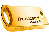 USB Transcend JetFlash 710G / 32GB / USB3.0 / Metal Case / Ultra-Slim / Gold
