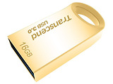 USB Transcend JetFlash 710G / 16GB / USB3.0 / Metal Case / Ultra-Slim / Gold