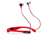 Headphones JBL Reflect Fit / Heart Rate / Black / Red