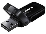 USB ADATA UV240 / 16GB / USB2.0 / Plastic / Flip Cap / Black