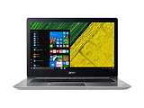 "Laptop Acer Swift 3 / 14.0"" FullHD / i5-8250U / 8Gb DDR4 / 256Gb SSD / GeForce MX150 2GB DDR5 / Linux / Silver"