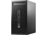 PC HP EliteDesk 705 G3 MT / AMD Ryzen 5 PRO 1500 / 8GB DDR4 / 1.0TB HDD / AMD Radeon R7 430 2GB Graphics / Windows 10 Professional / 2KR83EA#ACB / Black