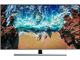 "SMART TV Samsung UE55NU8002 / 55"" Flat 4K UHD / Tizen OS / 2x 15W + 10W Subwoofer / Dolby Digital Plus / VESA / Black"