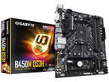 MB GIGABYTE B450M DS3H / AM4 / mATX / AMD B450