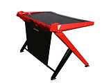 Desk DXRacer GD-1000-NR / Double Triangle Design / Black Red