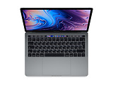 Apple MacBook Pro 13 / 13.3'' Retina / Touch Bar / Core i5 / 8Gb DDR3 / 512Gb / Intel Iris Plus 655 / Mac OS / Grey / Silver