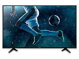 SMART TV Hisense H43A6100 / 43'' DLED UHD / PCI 1500 Hz / VIDAA U2.5 OS / Speakers 2x7W Dolby Audio / VESA / Black
