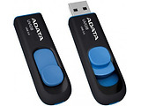 USB3.0 ADATA DashDrive UV128 / 16GB / Black Blue / Yellow