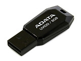 USB ADATA DashDrive UV100 / 8GB / Black / Blue / Red