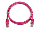 Patch Cord Cablexpert PP6-1M / 1M / Pink / Black / Grey