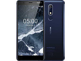 GSM Nokia 5.1 / Blue / Copper