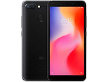 GSM Xiaomi Redmi 6 / 4Gb / 64Gb / Black / Gold