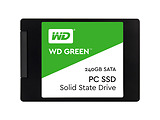"2.5"" SSD Western Digital WDS240G1G0A Green / 240GB / 7mm / Silicon Motion SM2256S / NAND TLC / Green"