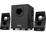 Speakers Sven MS-85 / 2.1 / 10w / Black