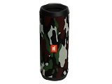 Speaker JBL FLIP 4 / Bluetooth / 16W / 3000 mAh Lithium-Ion / Camouflage / White