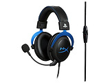 Headset Kingston HyperX Cloud PS4 HX-HSCLS-BL/EM Blue