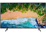 "Smart TV Samsung UE75NU7172 / 75"" Flat 4K UHD / PQI 1300Hz / Tizen OS / Speakers 20W / VESA / Black"