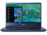 "Laptop Acer Swift 3 / 14.0"" FullHD / i3-8130U / 8Gb DDR4 / 256Gb SSD / Intel UHD Graphics 620 / Windows 10 / SF314-54-3841 / NX.GXZEU.015 / Blue"