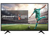 SMART TV Hisense H50A6100 / 50'' DLED 3840x2160 UHD / PCI 1500 Hz / VIDAA U2.5 OS / Speakers 2x10W Dolby Audio / VESA / Black