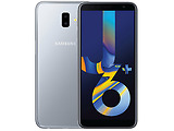 "GSM Samsung Galaxy J6+ / SM-J610F / 6.0"" HD + / Sanpdragon 425 / 4GB / 64GB / Adreno 308 / 3300mAh / Android 8.1 / Grey / Red"