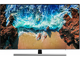 "SMART TV Samsung UE75NU8002 / 75"" Flat 4K UHD / PQI 2500Hz / HDR Extreme / Wi-Fi / Speakers 2x15W + 10W Subwoofer / Dolby Digital Plus / Silver"