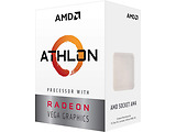 CPU AMD Ryzen Athlon 200GE / Socket AM4 / Integrated Radeon Vega 3 Graphics / 14nm / 35W / Box