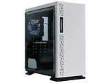 Case mATX GameMax EXPEDITION H605 / Transparent Panel / Blue / Red / White